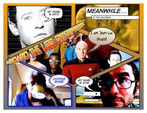 Aboard the Enterprise