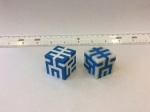 reverse color cubes